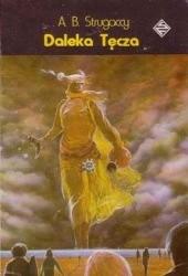 Okładka książki Daleka tęcza
