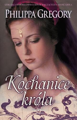 Okładka książki Kochanice króla