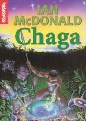 Okładka książki Chaga