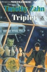 Okładka książki Triplet