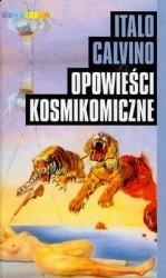 Okładka książki Opowieści kosmikomiczne