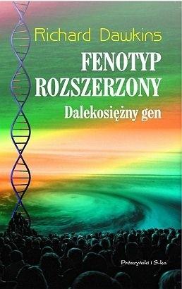 Okładka książki Fenotyp rozszerzony. Dalekosiężny gen