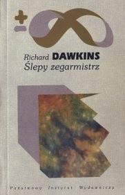 Okładka książki Ślepy zegarmistrz, czyli Jak ewolucja dowodzi, że świat nie został zaplanowany