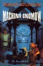 Okładka książki Machina gnomów