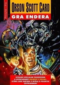 Okładka książki Gra Endera