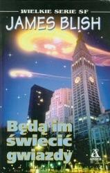 Okładka książki Będą im świecić gwiazdy