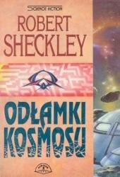 Okładka książki Odłamki kosmosu