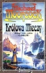 Okładka książki Królowa mieczy