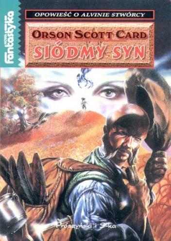 Okładka książki Siódmy syn