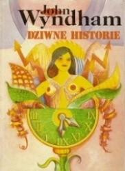 Okładka książki Dziwne historie
