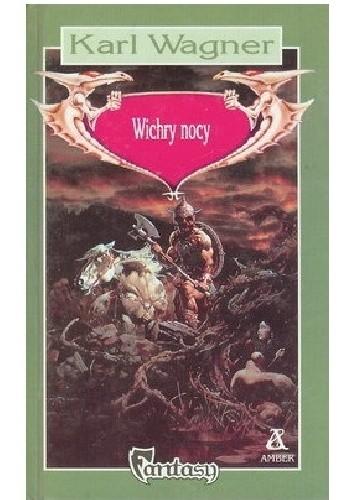Okładka książki Wichry nocy