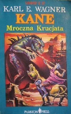 Okładka książki Mroczna krucjata