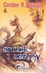 Okładka książki Smok i Jerzy