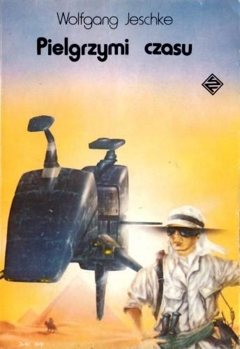 Okładka książki Pielgrzymi czasu