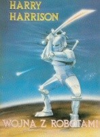 Okładka książki Wojna z robotami