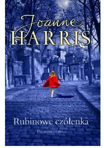 Okładka książki Rubinowe czółenka