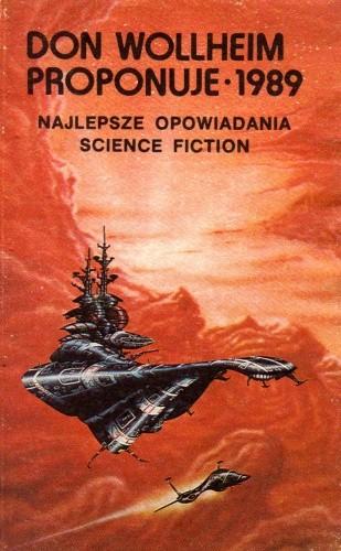 Okładka książki Don Wollheim proponuje 1989