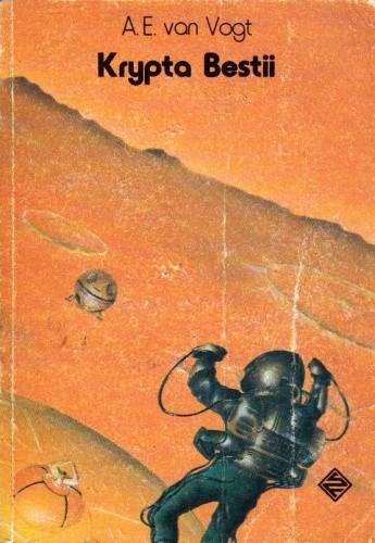 Okładka książki Krypta bestii