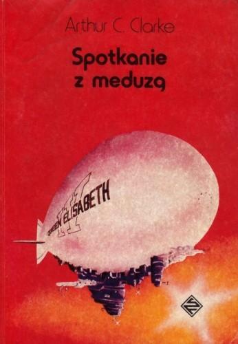Okładka książki Spotkanie z meduzą