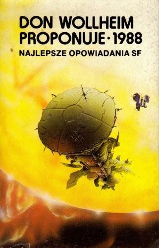 Okładka książki Don Wollheim proponuje 1988