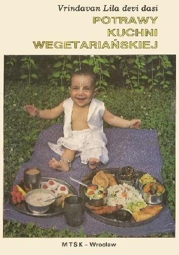 Okładka książki Potrawy kuchni wegetariańskiej