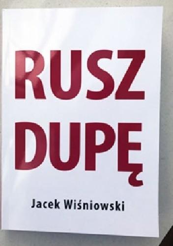 Okładka książki Rusz dupę
