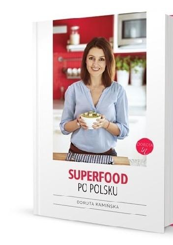Okładka książki Superfood po polsku