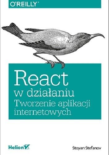 Okładka książki React w działaniu
