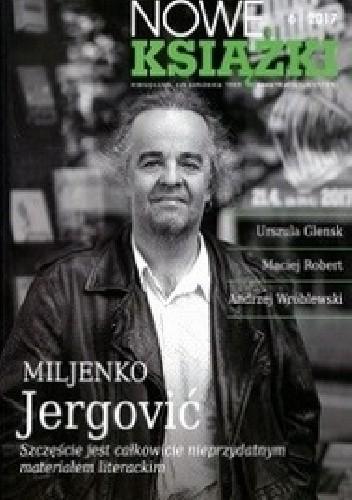 Okładka książki Nowe Książki nr 6/2017