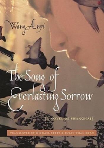 Okładka książki The Song of Everlasting Sorrow