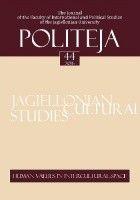 Politeja. Vol. 44. Human Values in Intercultural Space (2016)
