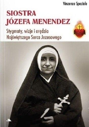Okładka książki Siostra Józefa Menendez