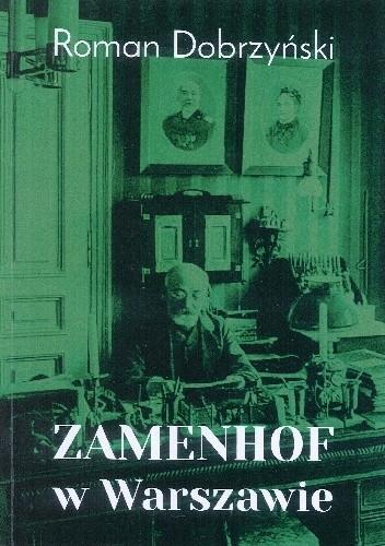 Okładka książki Zamenhof w Warszawie