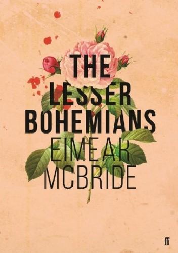 Okładka książki The Lesser Bohemians
