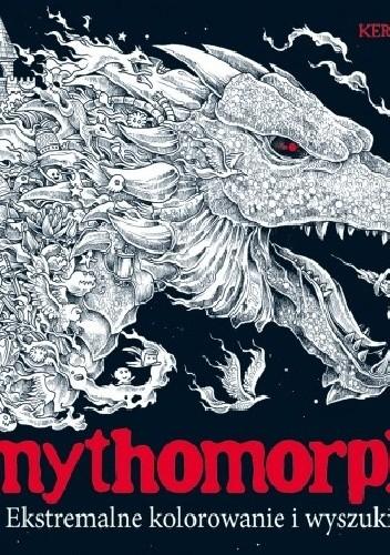 Okładka książki Mythomorphia