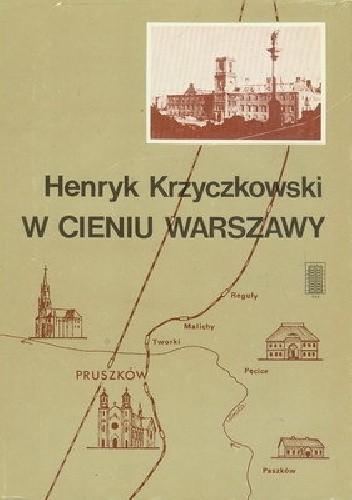 Okładka książki W cieniu Warszawy