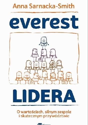 Okładka książki Everest lidera