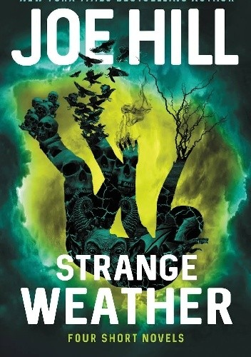 Okładka książki Strange Weather