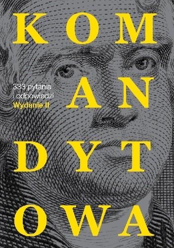 Okładka książki Komandytowa w pytaniach i odpowiedziach - II wydanie