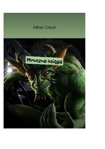 Okładka książki Mroczna ksiega