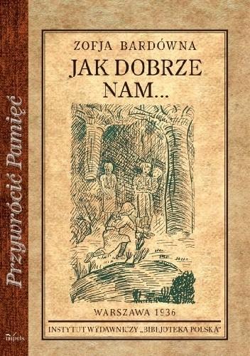 Okładka książki Jak dobrze nam...