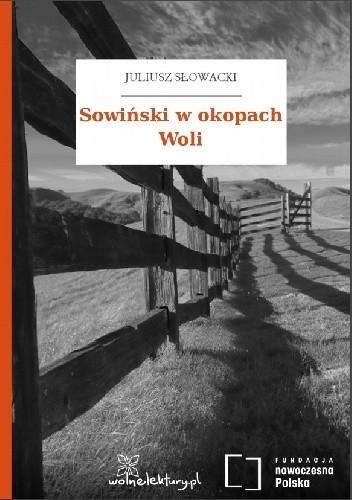 Okładka książki Sowiński w okopach Woli