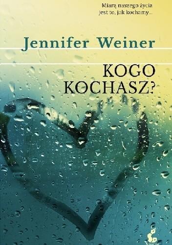Okładka książki Kogo kochasz?