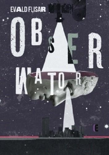 Okładka książki Obserwator