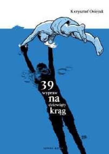 Okładka książki 39 wypraw na dziewiąty krąg
