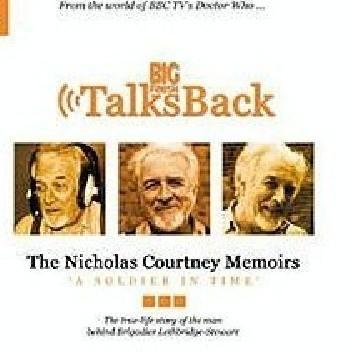 Okładka książki A Soldier In Time: The Nicholas Courtney Memoirs