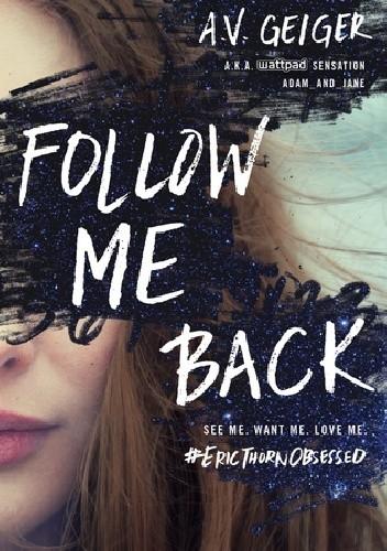 Okładka książki Follow Me Back
