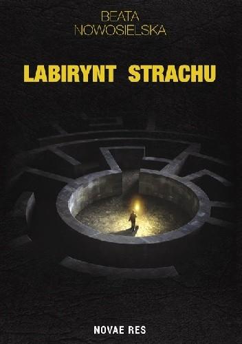 Okładka książki Labirynt strachu