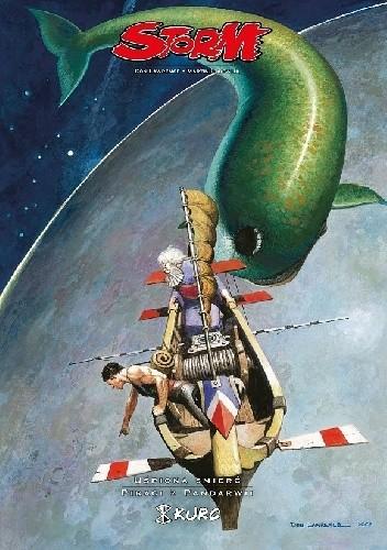 Okładka książki Storm - Wyd. zbiorcze #5: Uśpiona śmierć   Piraci z Pandarwii