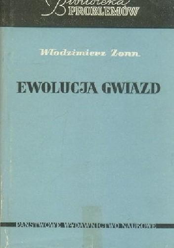 Okładka książki Ewolucja gwiazd